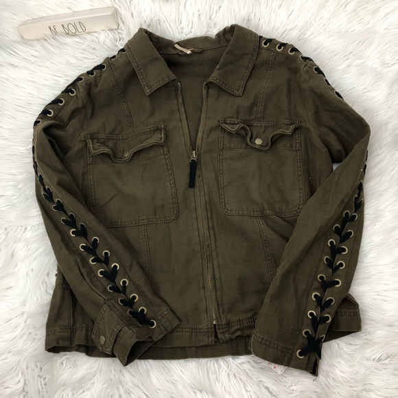 401cdb9bce Free People Jackets   Blazers - Free People Moss Jacket